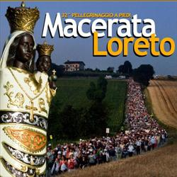 Pellegrinaggio Macerata-Loreto